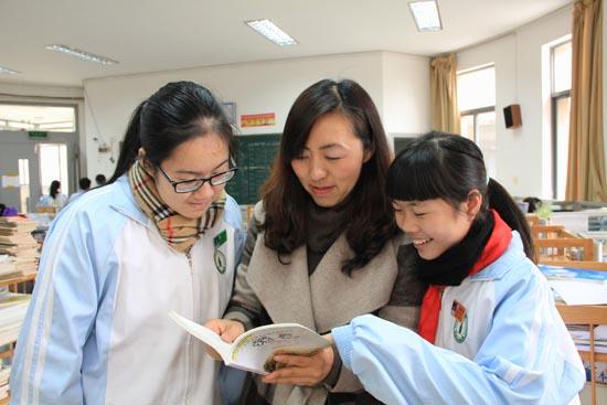 语文老师 王倩文 - 杭州市中小学名师公开课