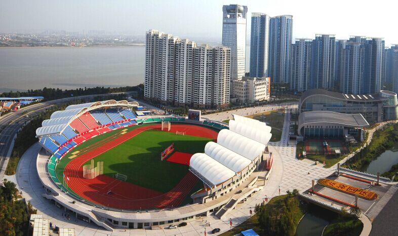 杭州体育馆_江干区体育馆 _杭州向世界问好 江干篇 杭州g20新闻