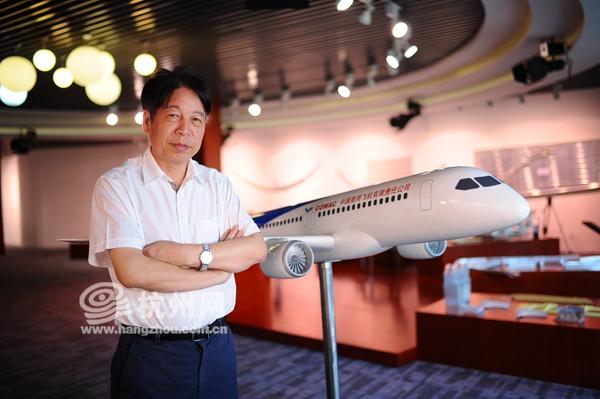 西子联合控股有限公司董事长王水福接受杭州网采访