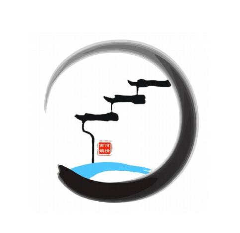 欧式小镇建筑logo