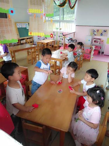 """幼儿园也有了""""结对帮扶""""——市机关事务局立足长效输送优质资源"""