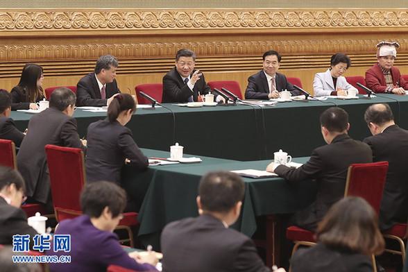 市人大代表提案_习近平参加广东代表团审议_2018年杭州市两会_热点专题_杭州网